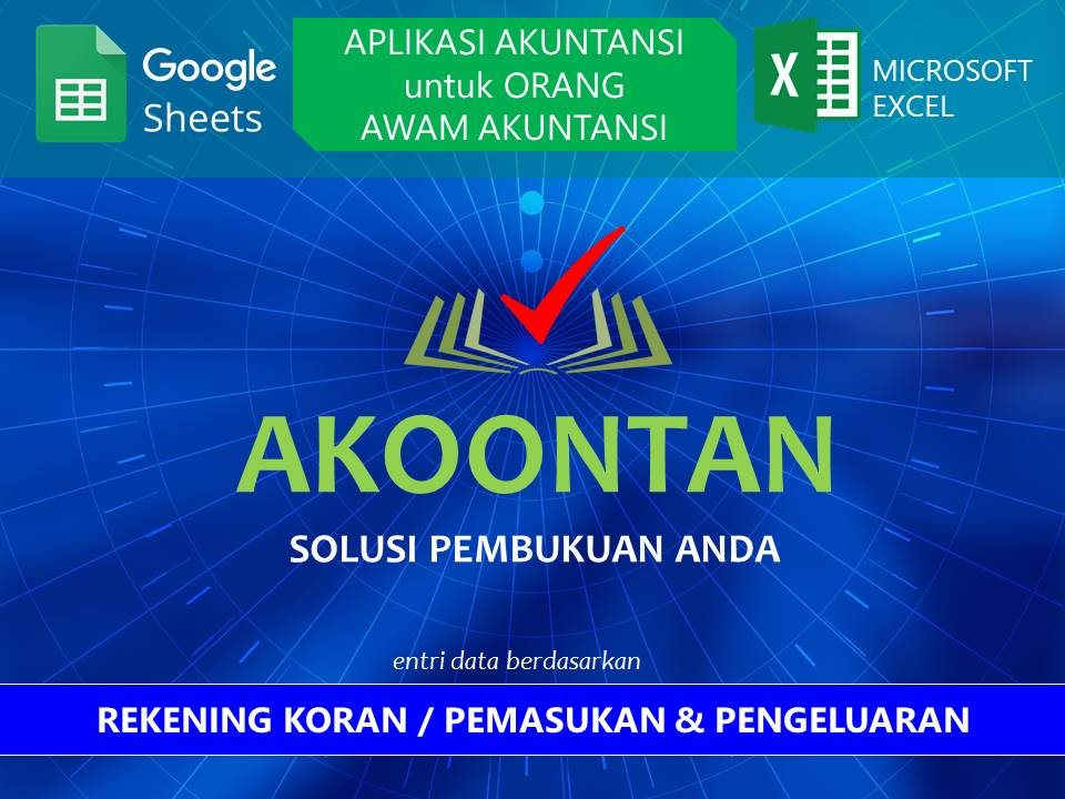 Aplikasi Akuntansi untuk orang Awam Akuntansi