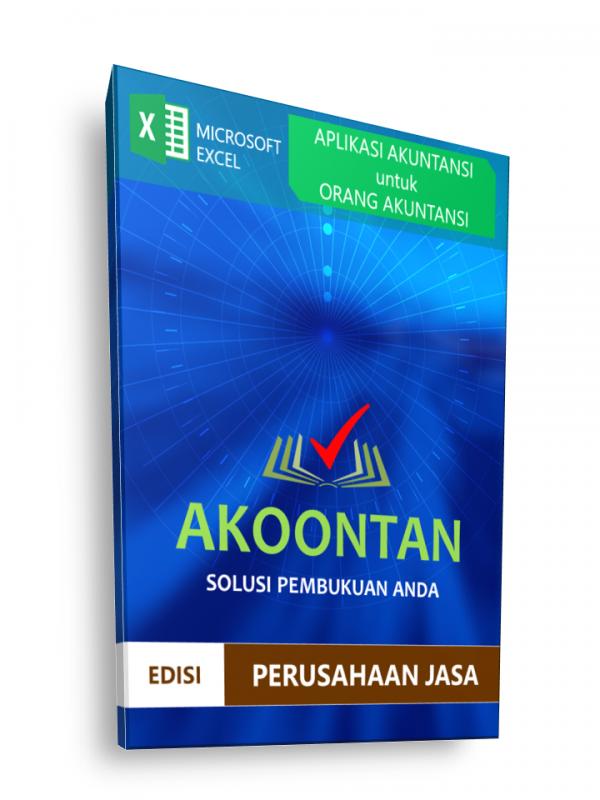 Excel Sistem Akuntansi Perusahaan Jasa