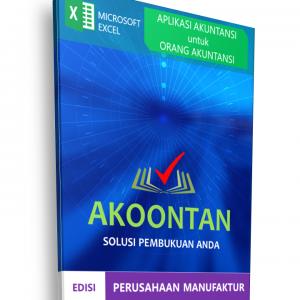 Excel Sistem Akuntansi Perusahaan Manufaktur