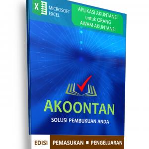 Excel Akuntansi Awam untuk Excel - Pemasukan dan Pengeluaran