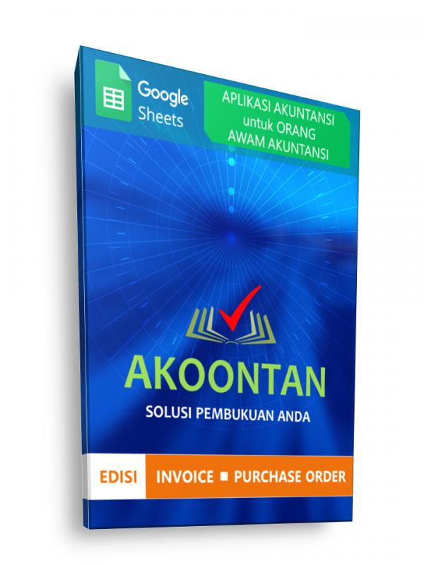 Google Sheets Non Akuntan - Invoice n PO