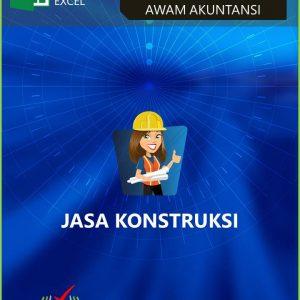 Excel Laporan Keuangan Jasa Konstruksi
