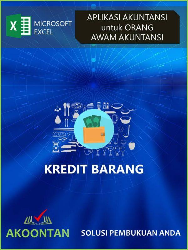 Laporan Keuangan Usaha Kredit Barang