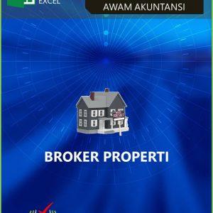 Laporan Keuangan Broker Property