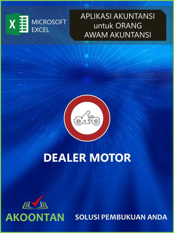 Laporan Keuangan Dealer Motor