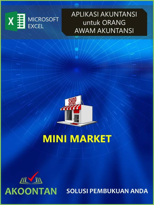 Laporan Keuangan - Mini Market