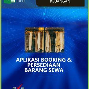 Aplikasi Booking dan Persediaan Barang Sewa