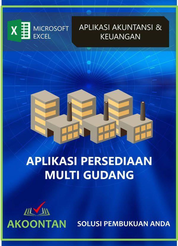 Aplikasi Persediaan Multi Gudang