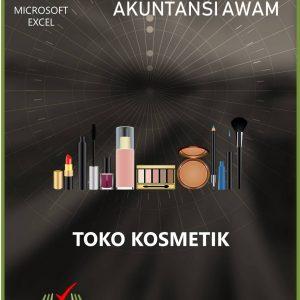 Aplikasi Akuntansi Awam - Toko Kosmetik