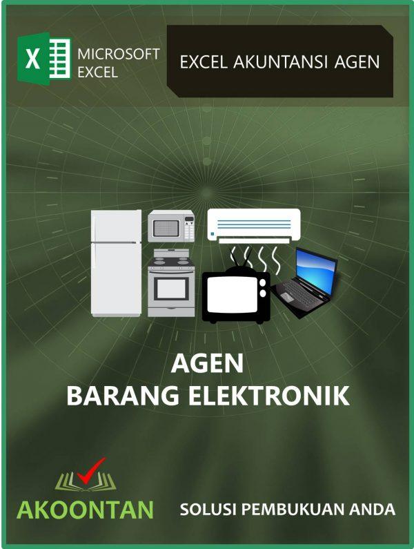 Excel Akuntansi Agen Barang Elektronik