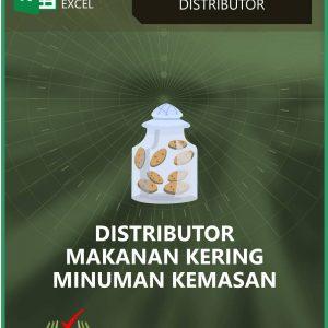 Excel Akuntansi Distributor Makanan Minuman Kemasan