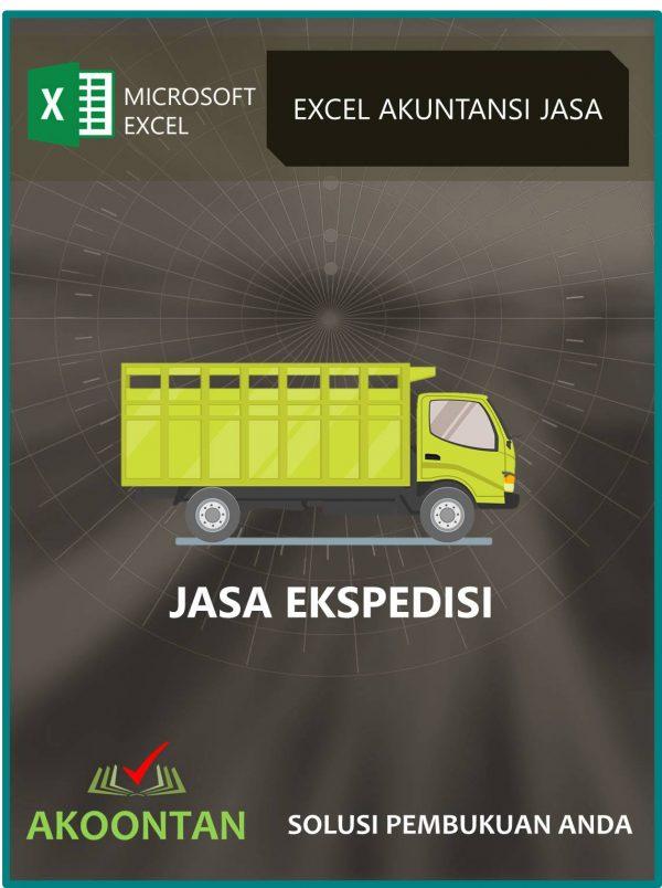 Excel Akuntansi Jasa Ekspedisi
