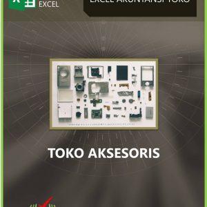 Excel Akuntansi Toko Aksesoris