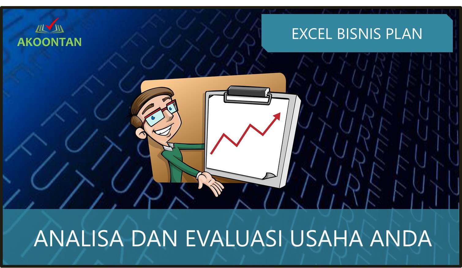 Excel Bisnis Plan dan Analisa Usaha