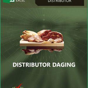 Excel Akuntansi Distributor Daging