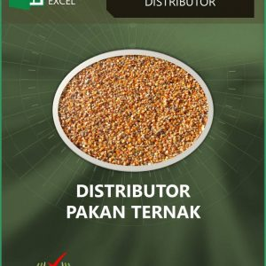 Excel Akuntansi Distributor Pakan Ternak