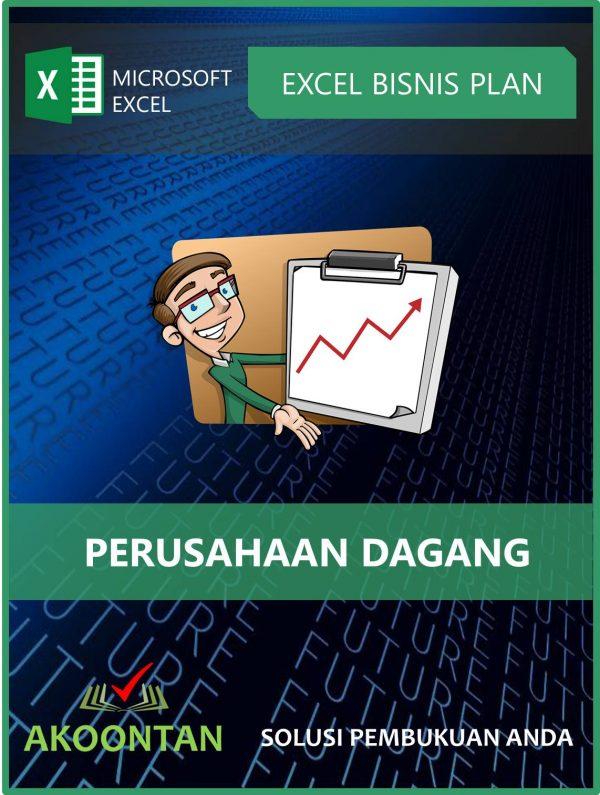 Excel Bisnis Plan Perusahaan Dagang