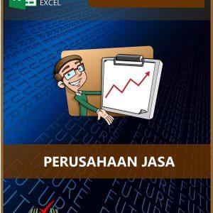 Excel Bisnis Plan Perusahaan Jasa