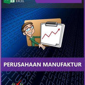 Excel Bisnis Plan Perusahaan Manufaktur