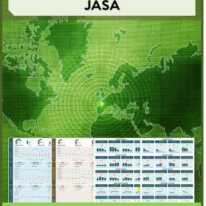 Aplikasi Pembukuan Akuntansi Perusahaan Jasa