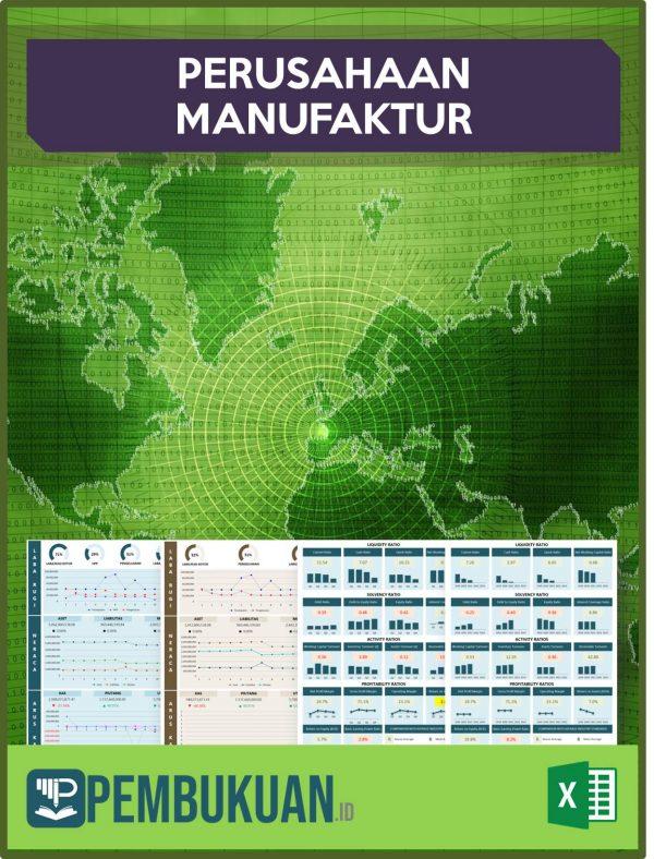 Aplikasi Pembukuan Akuntansi Perusahaan Manufaktur