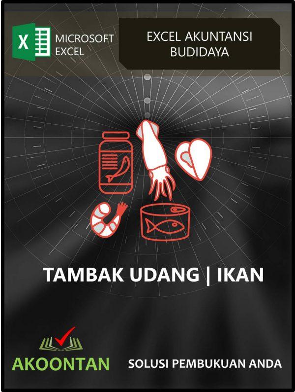 Excel Akuntansi Budidaya - Tambak Udang