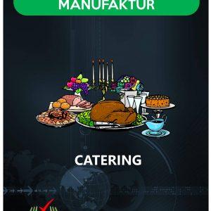 Kalkulator HPP Manufaktur - Catering