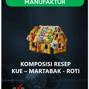Kalkulator HPP Manufaktur - Kue - Martabak - Roti
