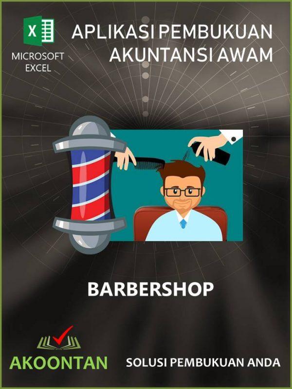 Aplikasi Akuntansi Awam - Barbershop