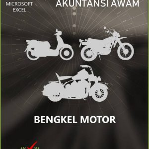 Aplikasi Akuntansi Awam - Bengkel Motor
