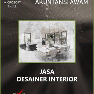 Aplikasi Akuntansi Awam - Jasa Desainer Interior