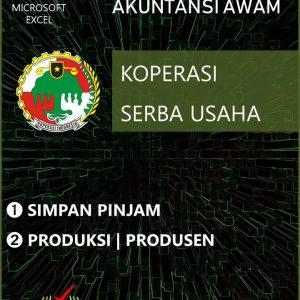 Aplikasi Akuntansi Awam - KSU - SP - Produksi