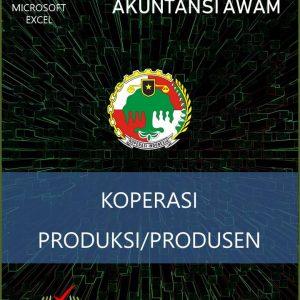 Aplikasi Akuntansi Awam - Koperasi Produksi-Produsen