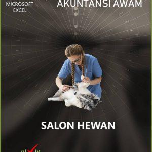 Aplikasi Akuntansi Awam - Salon Hewan