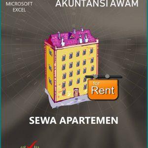 Aplikasi Akuntansi Awam - Sewa Apartemen