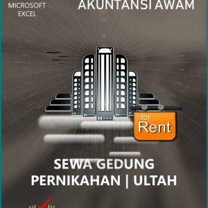Aplikasi Akuntansi Awam - Sewa Gedung