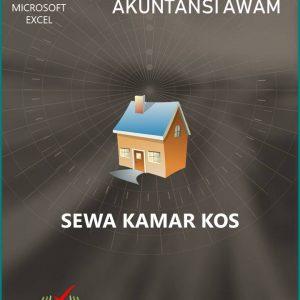 Aplikasi Akuntansi Awam - Sewa Kamar Kos