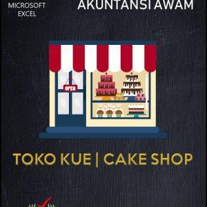 Aplikasi Akuntansi Awam - Toko Kue
