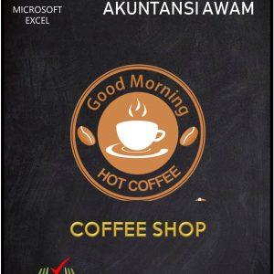 Aplikasi Akuntansi Awam - Coffee Shop - Kafe