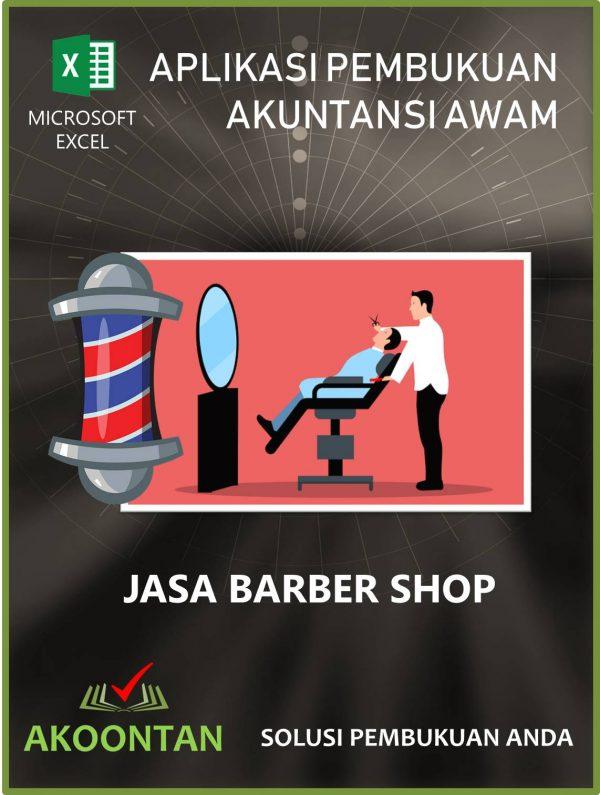 Aplikasi Akuntansi Awam - Jasa Barber Shop