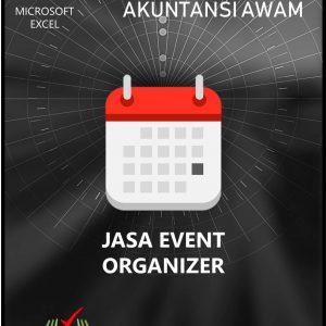 Aplikasi Akuntansi Awam - Jasa Event Organizer
