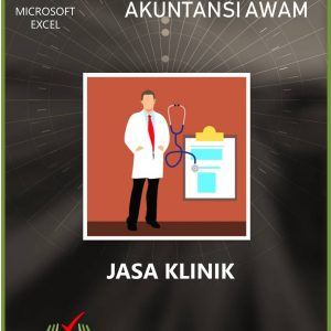 Aplikasi Akuntansi Awam - Jasa Klinik
