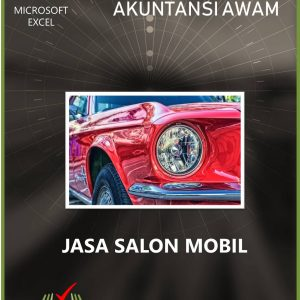 Aplikasi Akuntansi Awam - Jasa Salon Mobil