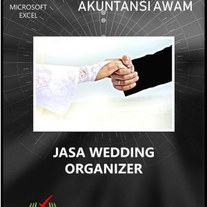 Aplikasi Akuntansi Awam - Jasa Wedding Organizer