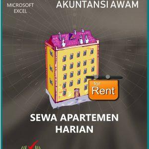 Aplikasi Akuntansi Sewa Apartemen Harian