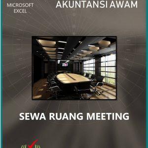 Aplikasi Akuntansi Sewa Ruang Meeting