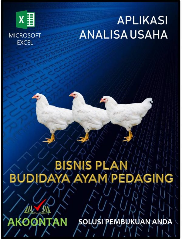 Aplikasi Analisa Usaha Bisnis Plan Ayam Pedaging