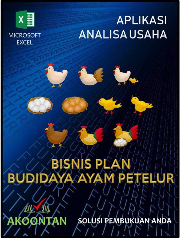 Aplikasi Analisa Usaha Bisnis Plan Ayam Petelur