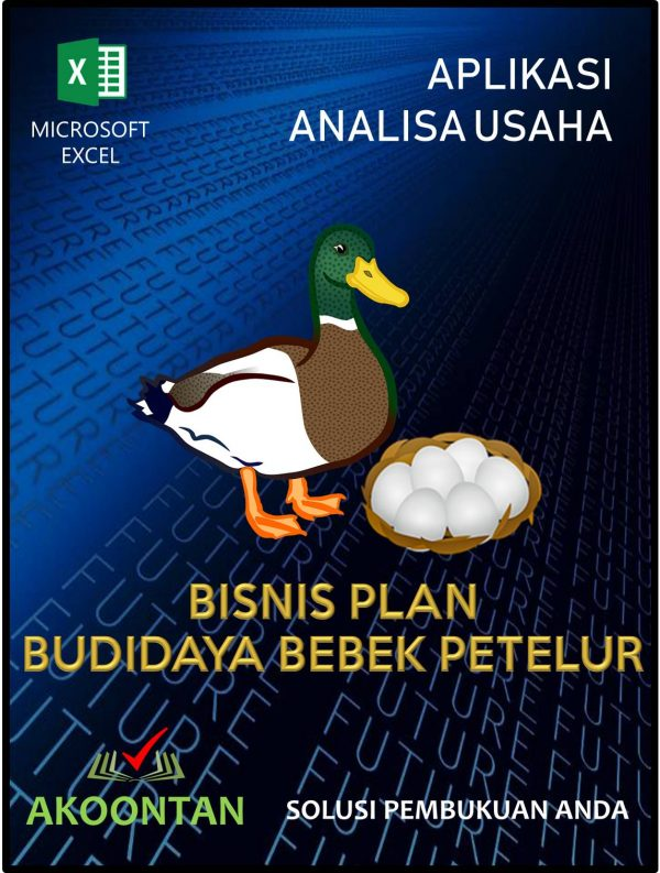 Aplikasi Analisa Usaha Bisnis Plan Bebek Petelur