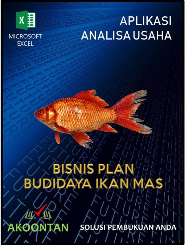 Aplikasi Analisa Usaha Bisnis Plan Ikan Mas